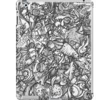 Doodle thingy 01 iPad Case/Skin