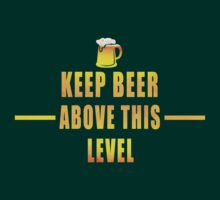beer level by retroracing