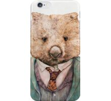Wombat iPhone Case/Skin
