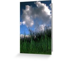 Moody Sky Greeting Card