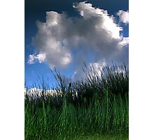 Moody Sky Photographic Print