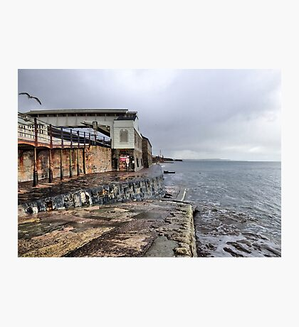 Dawlish railway Station.  Photographic Print