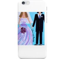 Love And Marriage iPhone Case/Skin