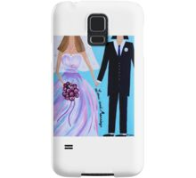 Love And Marriage Samsung Galaxy Case/Skin