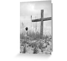 come unto me as a little child Greeting Card