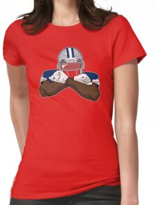 """VICTRS """"Be A Factor"""" Womens Fitted T-Shirt"""