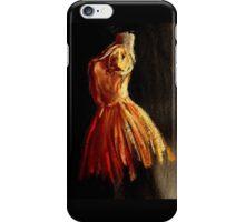 ballet figure iPhone Case/Skin