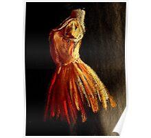 ballet figure Poster