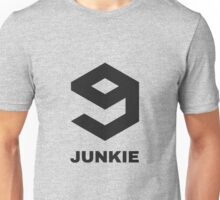 9gag junkie! When over 9000 posts are not enough.. Unisex T-Shirt