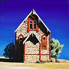 The Church by Sue Hodge