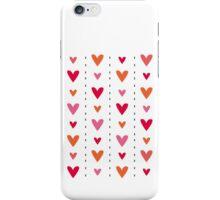 Heart In Line iPhone Case/Skin