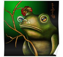 The Toad And The Snail II Poster