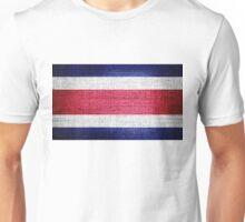 Costa Rica Flag Unisex T-Shirt