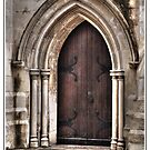 The Cathedral Door by Astrid Pardew