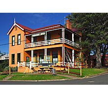 Dromedary Hotel at Central Tilba Photographic Print