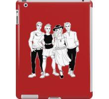 team human iPad Case/Skin