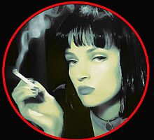 Pulp Fiction Paint by Prussia