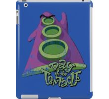 Day of the Tentacle (Distressed) iPad Case/Skin