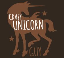 Crazy unicorn guy by jazzydevil