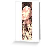 Anthropomorphic Greeting Card