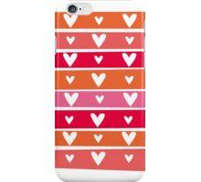 Washi Hearts iPhone Case/Skin