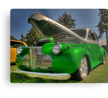 '40 Chevy Coupe Metal Print