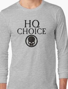 HQ Choice - Force Org Collection Long Sleeve T-Shirt
