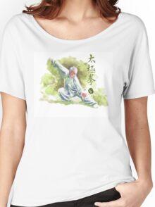 Tai Chi Chuan Women's Relaxed Fit T-Shirt