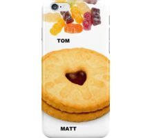 The Doctor, Who Needed Food iPhone Case/Skin