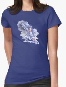 Yang Tai Chi Womens Fitted T-Shirt