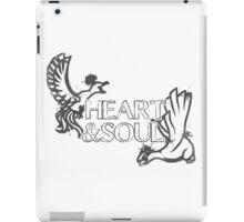 HEART AND SOUL iPad Case/Skin