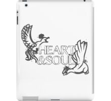 HEART AND SOUL iPad Case/Skin