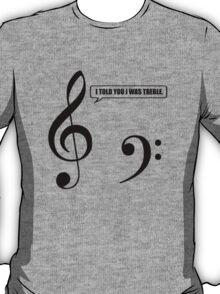 Music Pun T-Shirt