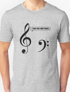 Music Pun T-Shirt