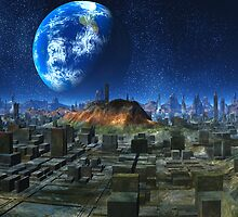 Plague World  by AlienVisitor