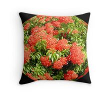 In a perfect world! Throw Pillow