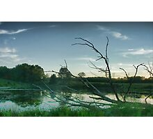 Small Pond Photographic Print
