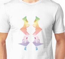 tectonic origamic Unisex T-Shirt