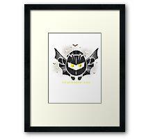 The Meta Knight Rises Framed Print