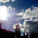 London Rays by Jennifer Darrow