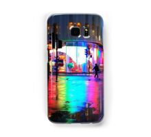 Leicester Square Rainbow Reflections Samsung Galaxy Case/Skin