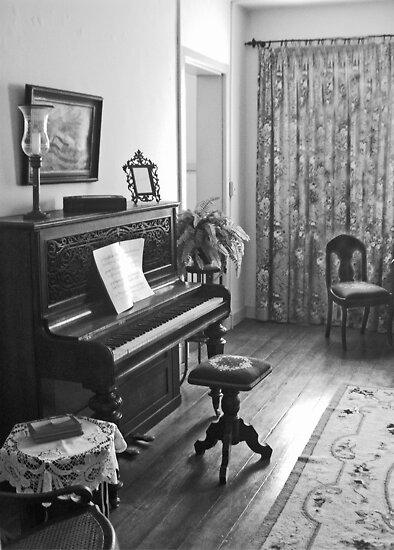 The Sitting Room by Nikki Collier
