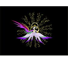 Sephiroth - One Winged Angel Photographic Print