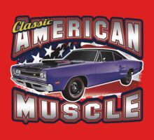 American Muscle Car Series - Super Bee Kids Tee