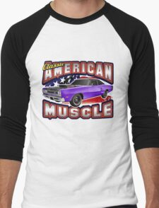 American Muscle Car Series - Super Bee Men's Baseball ¾ T-Shirt
