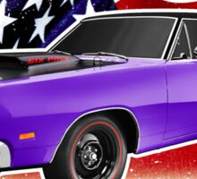 American Muscle Car Series - Super Bee Sticker