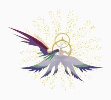 Sephiroth - One Winged Angel Baby Tee