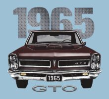 1965 GTO Kids Clothes