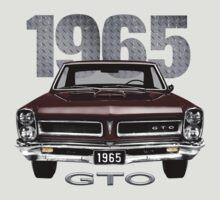 1965 GTO by hotrodz