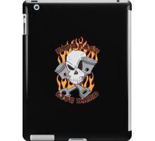 Ride Fast Live Hard iPad Case/Skin